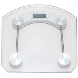 Balança Digital Vidro Temperado Clínicas Academias Banheiro