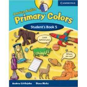Primary Colors 5 - American English - Pupil