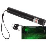 Puntero Laser Verde 1000mw Bateria Y Cargador Foco Ajutable