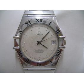 Reloj Omega Constellation Automático Extraplano Original 6bbc3112fea6