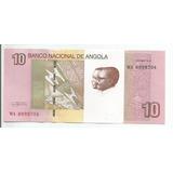 Angola 10 Kwanzas