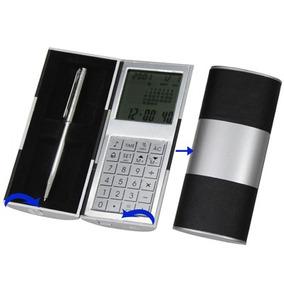 Reloj Alarma 4 1 Magic Touch Panel Calculadora Calendario