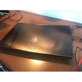 Notebook Msi Ge62vr Apache Pro + Mouse Razer + Controle Xbox