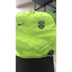 Agasalho Da Seleção Olimpica Brasileira - Agasalhos Nike de Seleções ... d7dc5a189497b