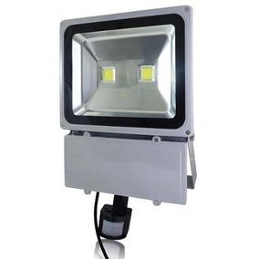 Refletor Holofote Led 100w Bivolt Sensor Presenca Movimento