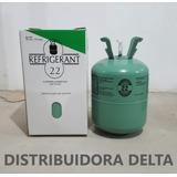 Gas Refrigerante R22 Puro X 13.600 Kg