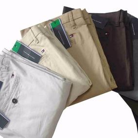 071442668ca2c Pantalones y Jeans Tommy Hilfiger para Hombre al mejor precio en ...