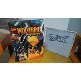Apenas O Manual - Wolverine Adamantium Rage - Super Nintendo