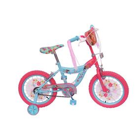 Bicicleta Disney Elena De Avalor Rodado 16