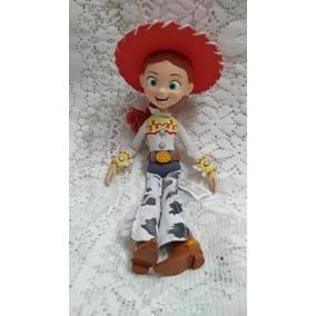 Jessie La Vaquerita Toy Story Woody Diney Muñeca Coleccion de231e0e3f1