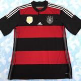 0b9bb71680 Camisa Alemanha 2014 - Camisas de Futebol no Mercado Livre Brasil