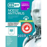 Antivirus Eset Nod 32 2019