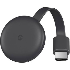 Chromecast 3 Google Original Lacrado Netflix Tvsmart Youtube