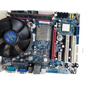 Placa De Computador Funcionando