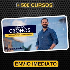 Curso Método Cronos 2018 - Wendel Carvalho + 1000 Brindes