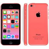 iPhone 5c Desbloqueado Original 32gb B + Cabo E Carregador