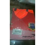 Camisa De Goleiro Laranja Cbfs Futsal Original Nova