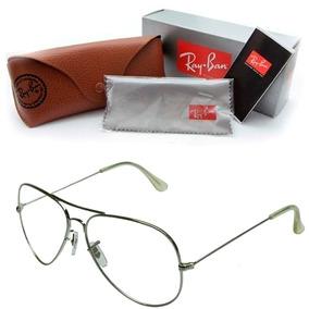 Oculos De Grau Feminino Ray Ban Redondo - Óculos Armações no Mercado ... 819ded4f4d