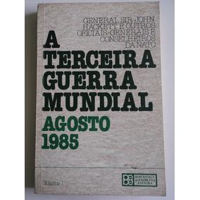 Livro-a Terceira Guerra Mundial:agosto 1985:vol.1:original