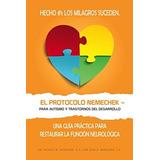 Libro - El Protocolo Nemechek - Autismo