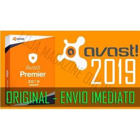 licença do avast free 2018