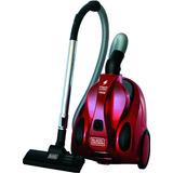 Aspirador Pó Black Decker A4v-b2 Ciclone 1400w Vermelho 220v