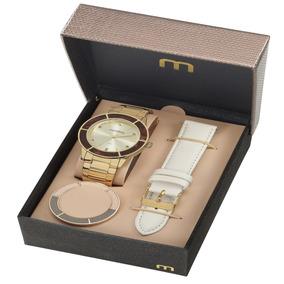 c75de902e9d Relógio Mondaine Calendário Caixa Robusta 62018g0mbnu1 - Relógios no ...