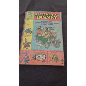 Almanaques Disney - Lote Raro - Único No M.l.
