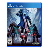 Juegos Sony Ps4 Devil May Cry 5 Fisico Nvo /u