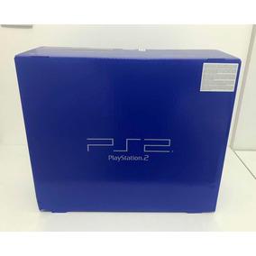 Sony Playstation 2 Scph30004 Automobile Mettalic Silver