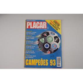 Revista Placar Campeões 93