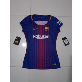 Jersey Nike Del Barcelona Original Para Dama 2018 26eeb79736078