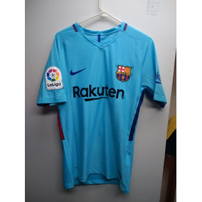 Playera Barcelona Original Messi en Mercado Libre México 3d2fccaeb96