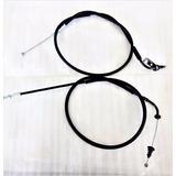Juego Chicote Cable Acelerador R15 Retroceso Yamaha R-15 R15