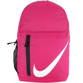 Mochila Elemental Infantil Nike Ba5405 Pink