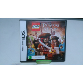 Lego Pirates Of The Caribbean The Vídeo Game-nintendo Ds/3ds