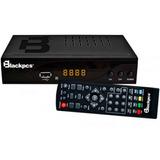 Decodificador Tv Hdmi Usb Coaxial Metal Blackpcs E010alum-bl