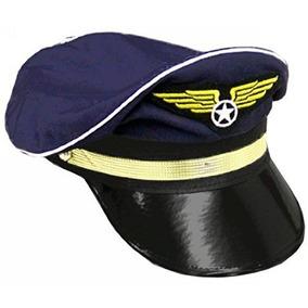 684344d1c3712 Sombrero De Piloto Aviador en Mercado Libre México