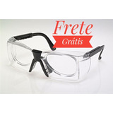 Óculos Segurança Proteção Epi Graduados Grau Castor 2 1e48131527