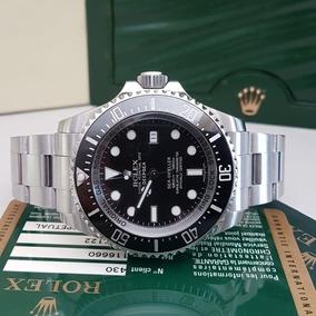 Reloj Rolex Deepsea Sea Dweller Negro Suizo
