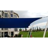 Malla Sombra Rashel 4x5 Azul 90%