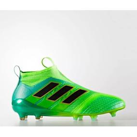 Chuteira Adidas Verde Ace 17 - Chuteiras no Mercado Livre Brasil 0871c69256281