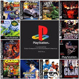 Playstation Pack 81 Juegos Portable Pc Ps1 Play Station