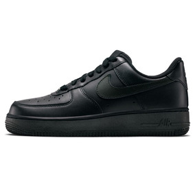 size 40 33397 3393c Zapatillas Nike Air Force 1 Black Mujer