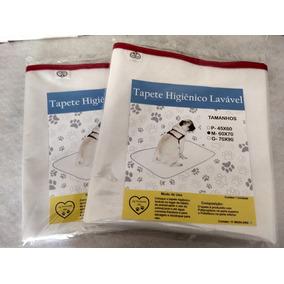 1792db1c2 Kit Tapete Higienico Lavável 60x70 - Cachorros no Mercado Livre Brasil