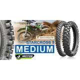 Cubiertas Michelin Starcross Enduro 90/100-21 Y 120/80-18