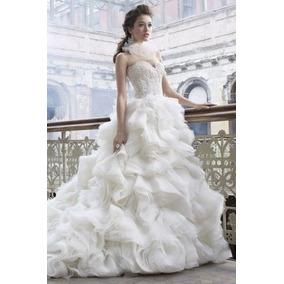 Vestidos de novia lazaro 2019