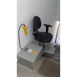 Cadeira Elevador Elétrica Cadeira Elevatória Escadas Retas