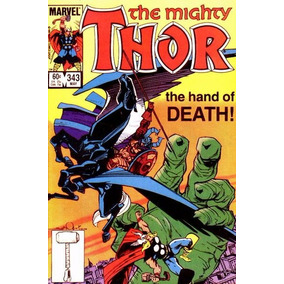 Marvel Thor The Mighty - Volume 343