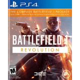 Battlefield 1 Revolution Ps4 Digital Gcp